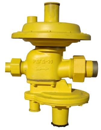 регуляторы давления газа рдгд